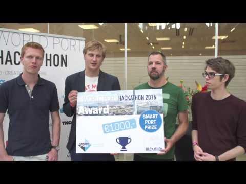Smart Port Prize (€1.000, Coaching & Support): Team Senfal