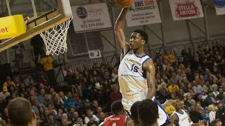 Damian Jones Pre-Showcase NBA G League Season Highlights