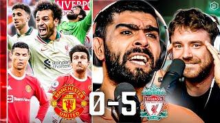 McKola's MISERY   Man Utd 0-5 Liverpool Highlights