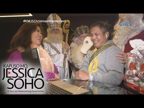 Kapuso Mo, Jessica Soho: OFWs sa Slovenia, hinandugan ng sorpresa