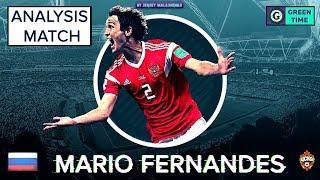ANALYSIS MATCH: Mario Fernandes vs Croatia