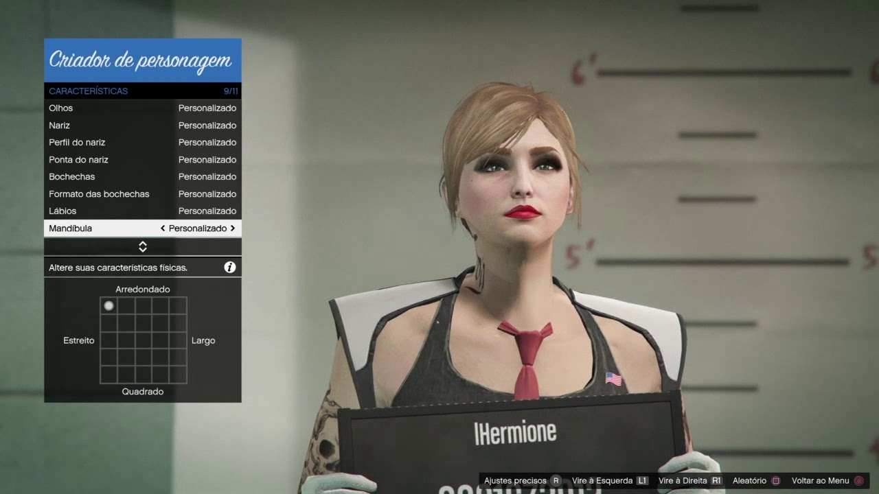 MP Female Custom Character Sam (MENYOO) - GTA5-Mods.com