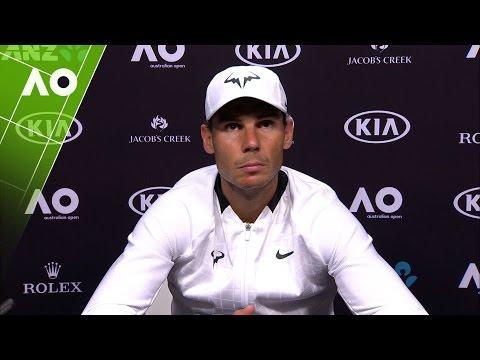 Rafael Nadal press conference (Final) | Australian Open 2017