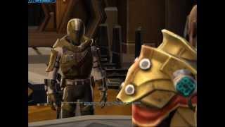 SWTOR - Bounty Hunter Chapter 1 Finale (Part 2) - Mandalore