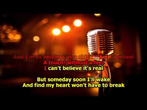 Lost Without Your Love - (HD Karaoke) Bread