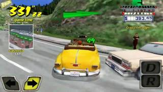 Crazy Taxi Android Original mode gameplay!