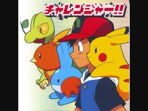 Pokémon Anime Song - Challenger!! (Original Karaoke)