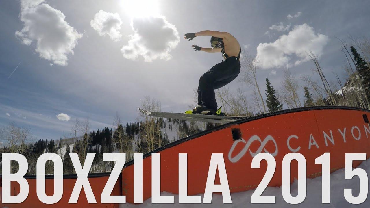 Boxzilla 2015 at Canyons Resort - YouTube