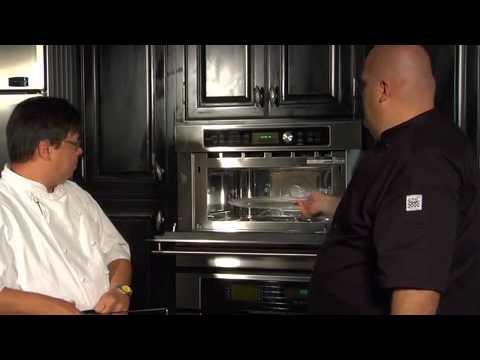 ge monogram advantium ovens video