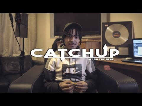 M1 On The Beat talks Producing Drill 1011 Headie One & much more  KrownMedia