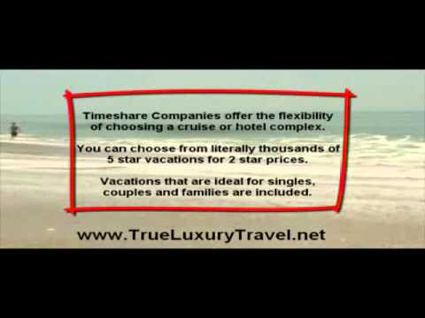 Timeshare Companies Exposed