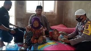 Alhamdulillah Santunan untuk Muhammad Ali Anak Disabilitas