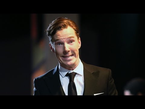 Cumberbatch Acceptance Speech 2013 Britannia Awards on BBC AMERICA
