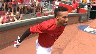7/17/16: Hamilton scores walk-off run for Reds