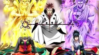 Naruto Shippuden OST 3 - Track 19 - Danzo
