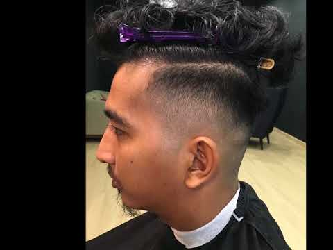 Uppercut Fade Tutorial Haircut Shave Styles Youtube