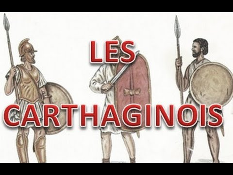 Les Carthaginois par Eskice Miniature
