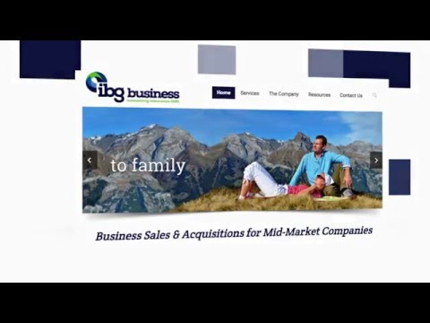 Ibg Business Sells Client&Amp;#039;S Firm To A Family Owned Business Group