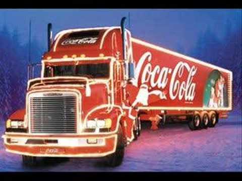 Christmas Song-Coca Cola Christmas Song