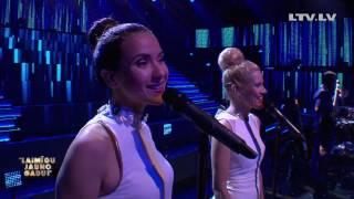 """Intars Busulis un Abonementa Orķestris """"Nākamā pietura - depo"""" - LTV Vecgada koncerts"""