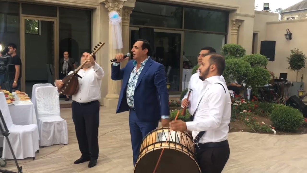 Manaf Ağayev — Dağlar (popurri) | 2017 (Şəmkir toyu)