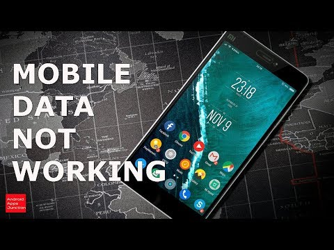 Mobile Data Not Working In Android Device (Samsung)