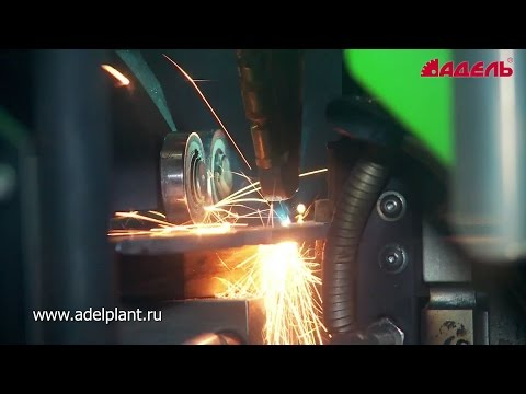 Сверление бетона алмазной коронкой. Вебинар «Адель»: 1. Производство алмазного инструмента