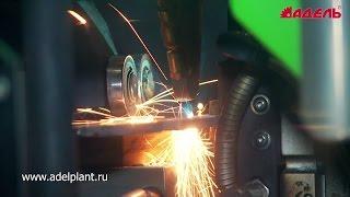 Сверление бетона алмазной коронкой. Вебинар «Адель»: 1. Производство алмазного инструмента(, 2016-02-20T09:24:08.000Z)