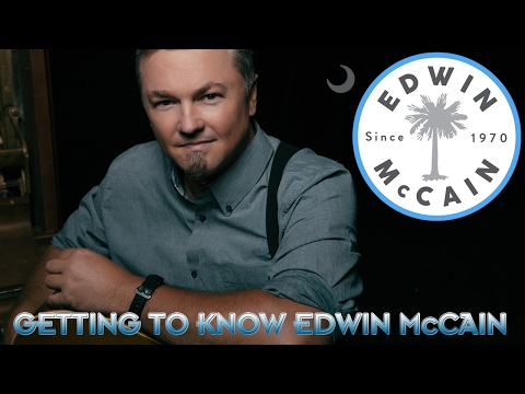 Get To Know Edwin McCain