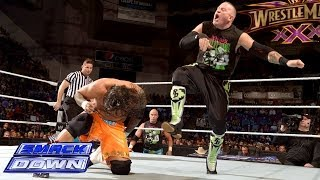 Jimmy Uso vs. Road Dogg: SmackDown, Feb. 21, 2014