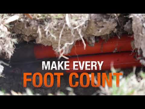 Ditch Witch HDD Tooling: Make Every Foot Count