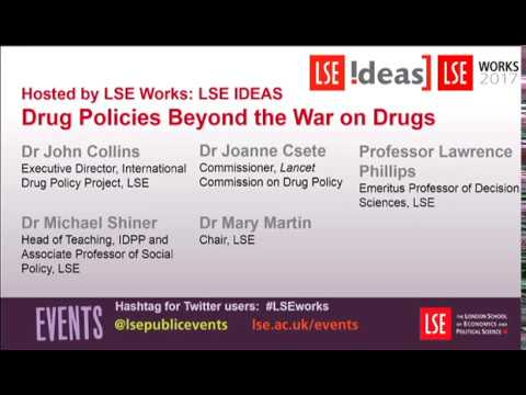 LSE Events | Drug Policies Beyond the War on Drugs? (Slides+Audio)