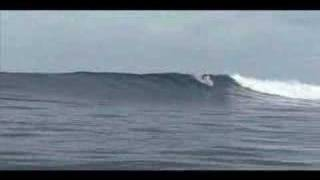 Big Wave Surfing at Makaha Beach