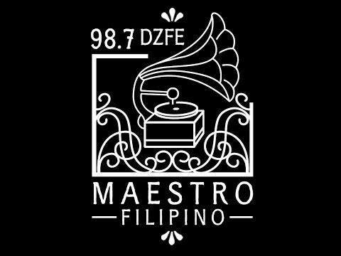 DZFE 98 7 FM Manila Sign on