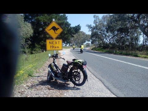 Australian National Veteran Motorcycle Rally 2017 - Barossa feature length film