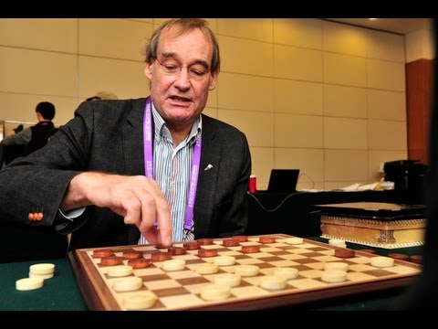 2012 World Mind Games - Draughts - Day 2