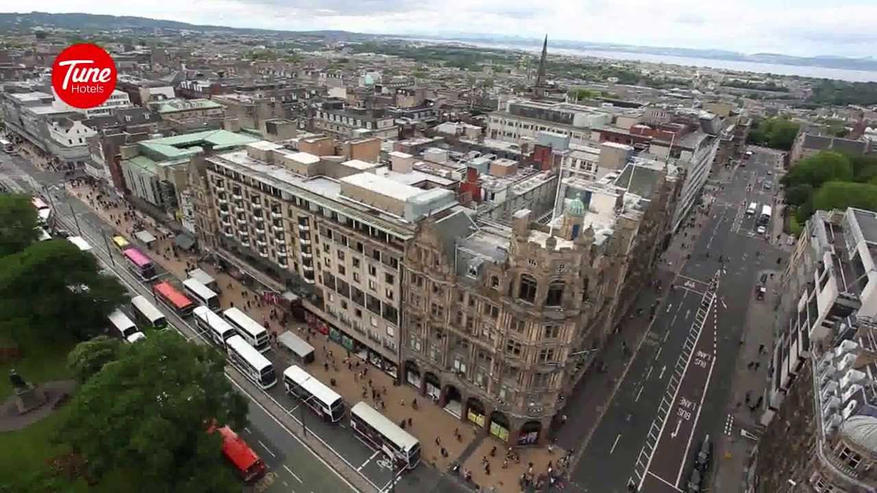 Tune Hotel Haymarket Edinburgh Scotland You