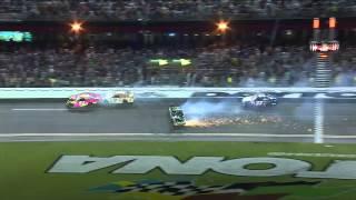NASCAR Extended Highlights | Coke Zero 400