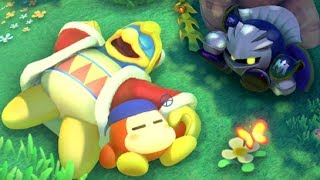 Kirby Star Allies - New Ending - Guest Star With King Dedede