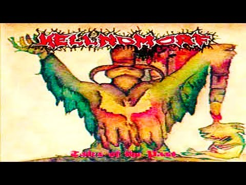 HELLNOMORF - Tales Of The Past [Full-length Album](Compilation 1992-1995)