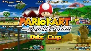 Let's Play Mario Kart Double Dash!! Part 1: Pilz Cup 150ccm