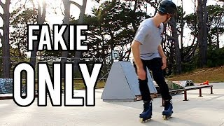 The Fakie Challenge - B-Roll
