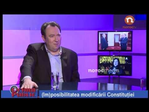 Alexandru Tănase despre justiție