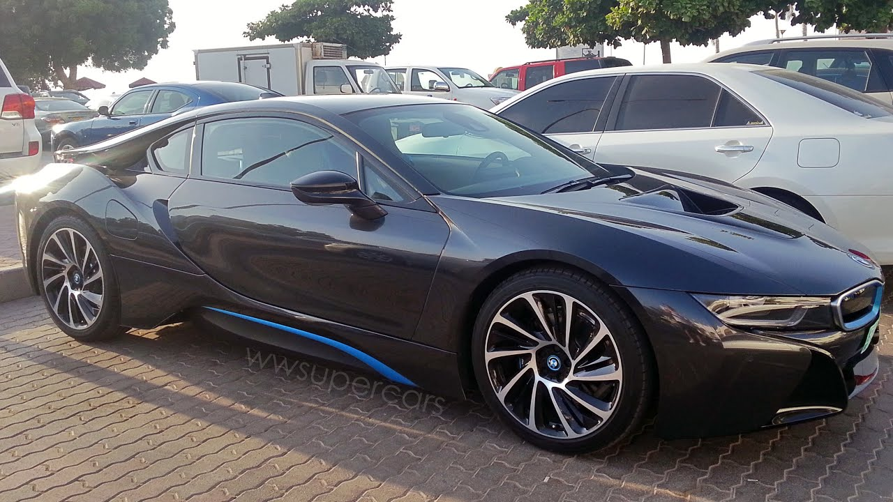 BMW I8 In Muscat Oman