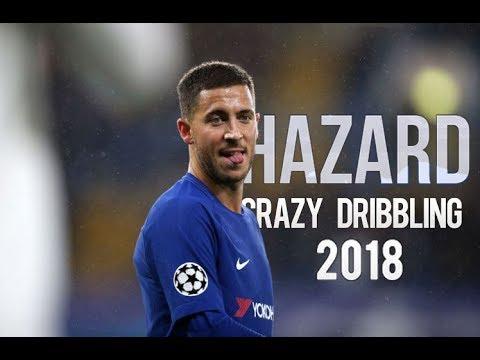 Eden Hazard skills & goals 2017/18