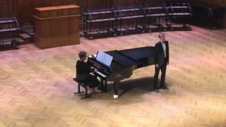 Моцарт- Ария графа Альмавивы из оперы