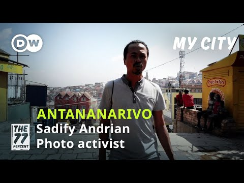 Explore Madagascar's capital Antananarivo with Sadify