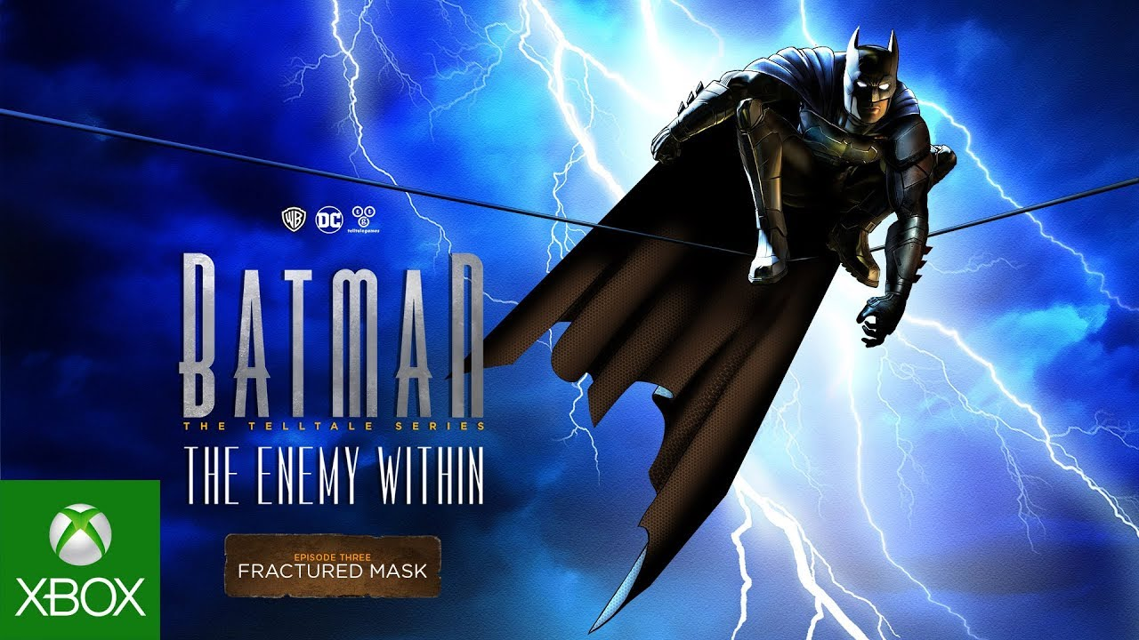 Batman The Enemy Within The Telltale Series Mobile Mod Apk