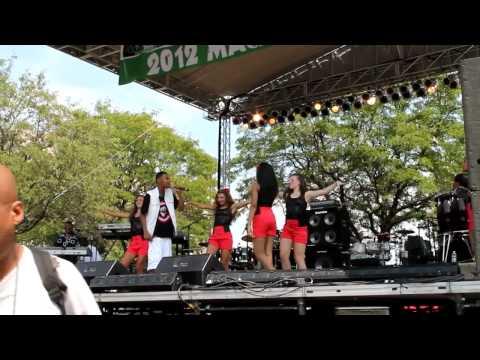 Elijah J Butterflies Cover (with Team Elijah J dancers)