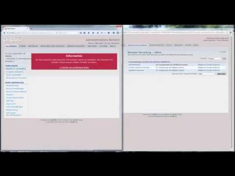 phpBB-Tutorial: ein Mitglied zum Moderator oder zum Administrator machen